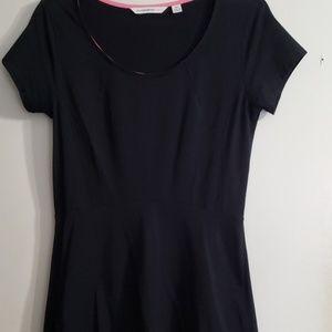 🧹NWOT Isaac Mizrahi peplum shirt